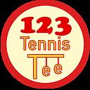1-2-3 Tennis Tee